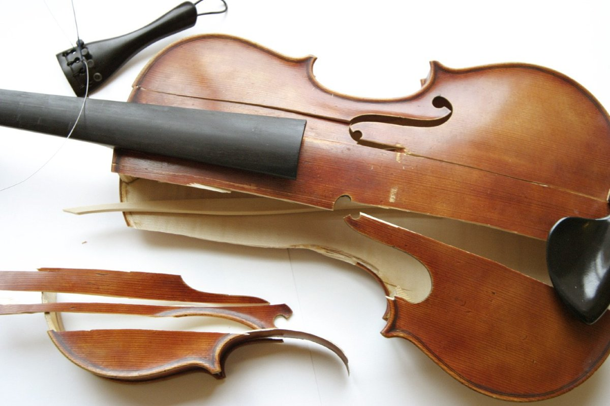 Taking Care of Your Violin