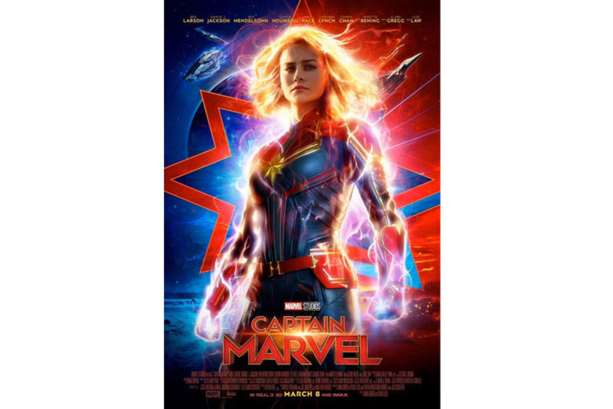 'Captain Marvel' Review