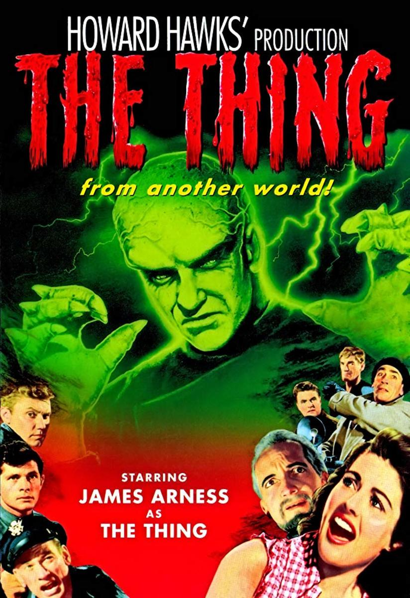 'The Thing From Another World' (1951) Movie Review