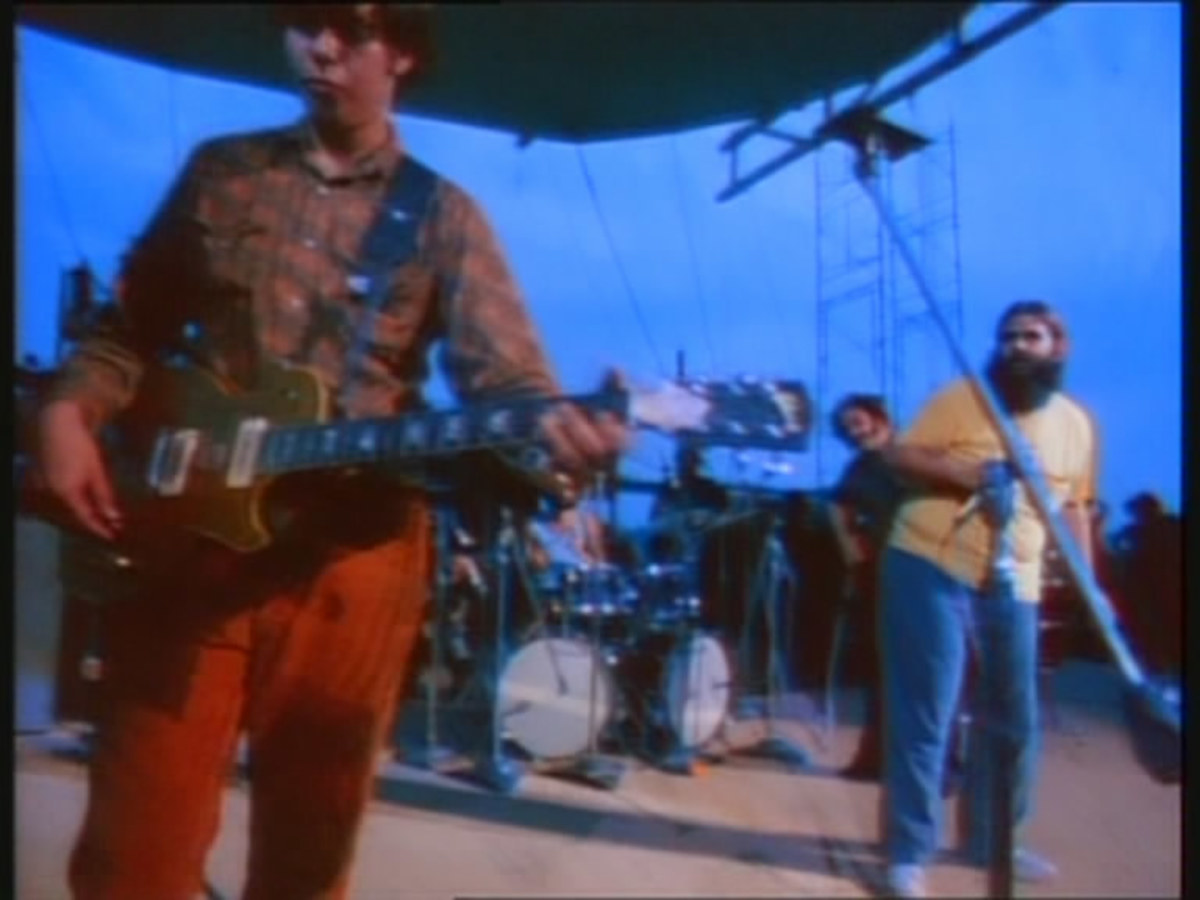 Canned Heat at Woodstock