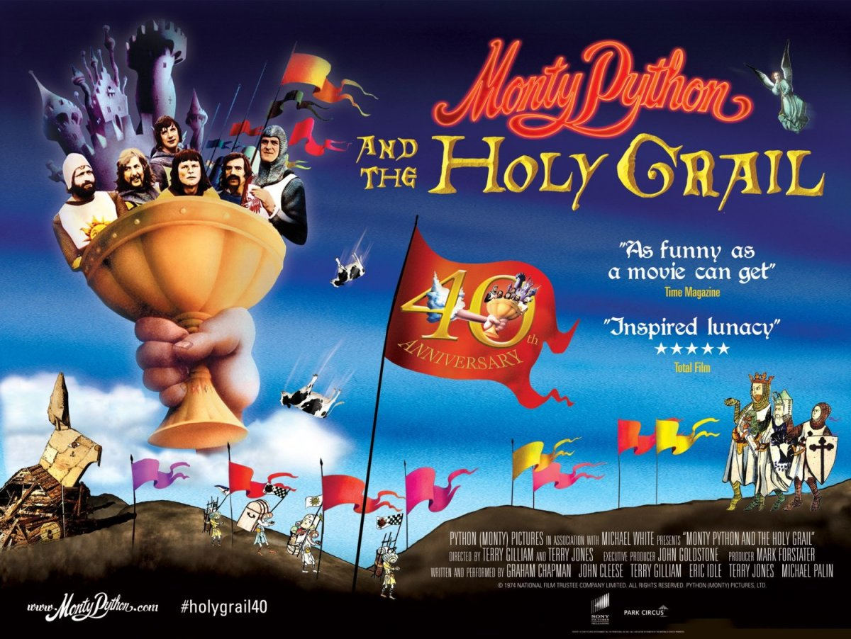 Should I Watch..? 'Monty Python And The Holy Grail'