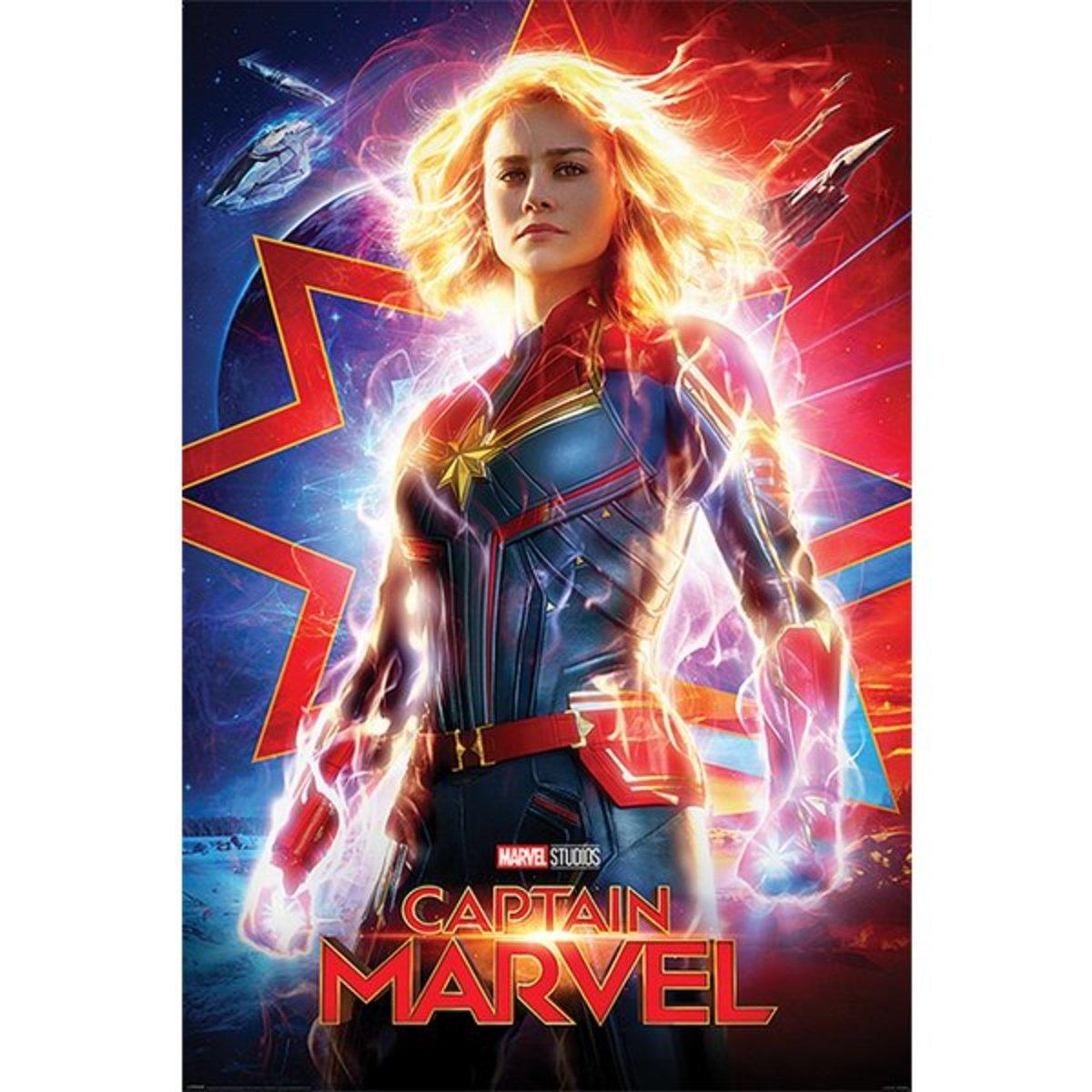 'Captain Marvel' (2019) - Film Review