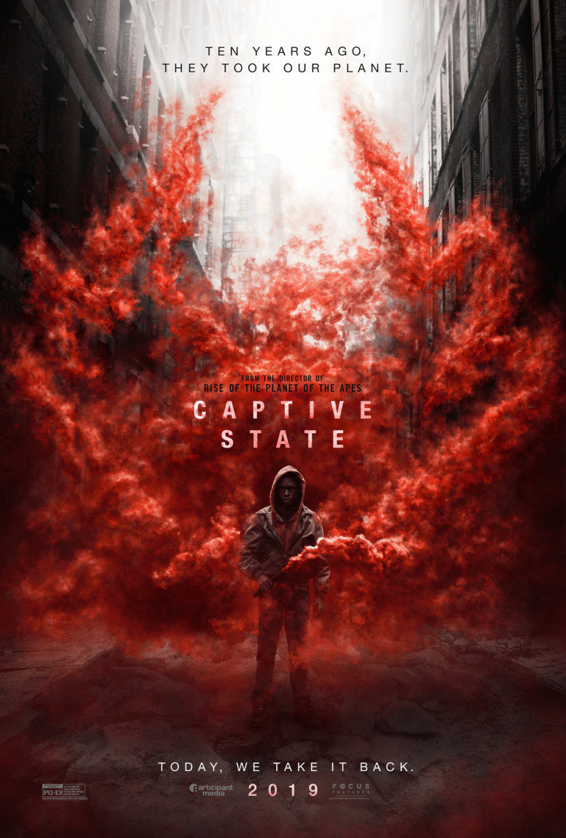'Captive State' Movie Review
