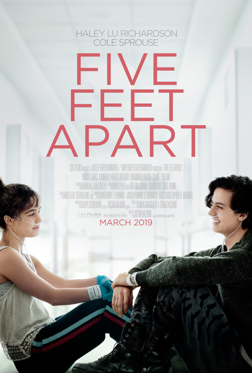 'Five Feet Apart' Movie Review