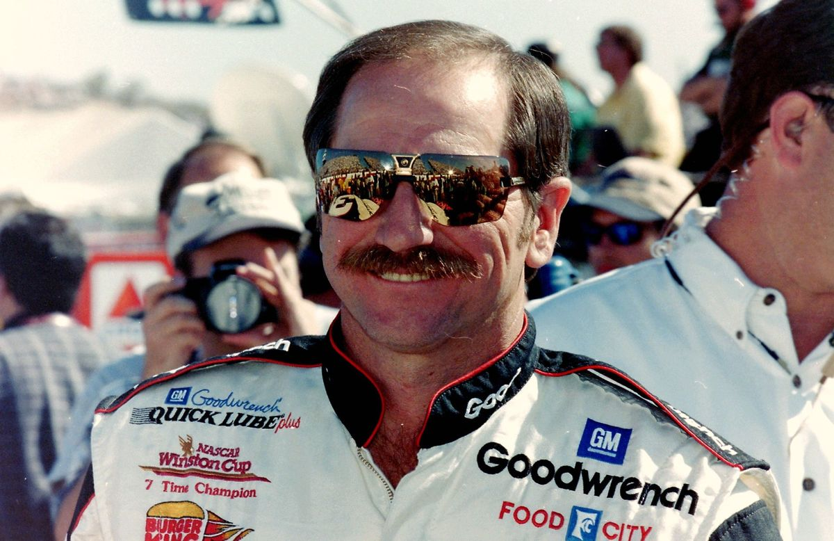 Dale Earnhardt: Quick Facts