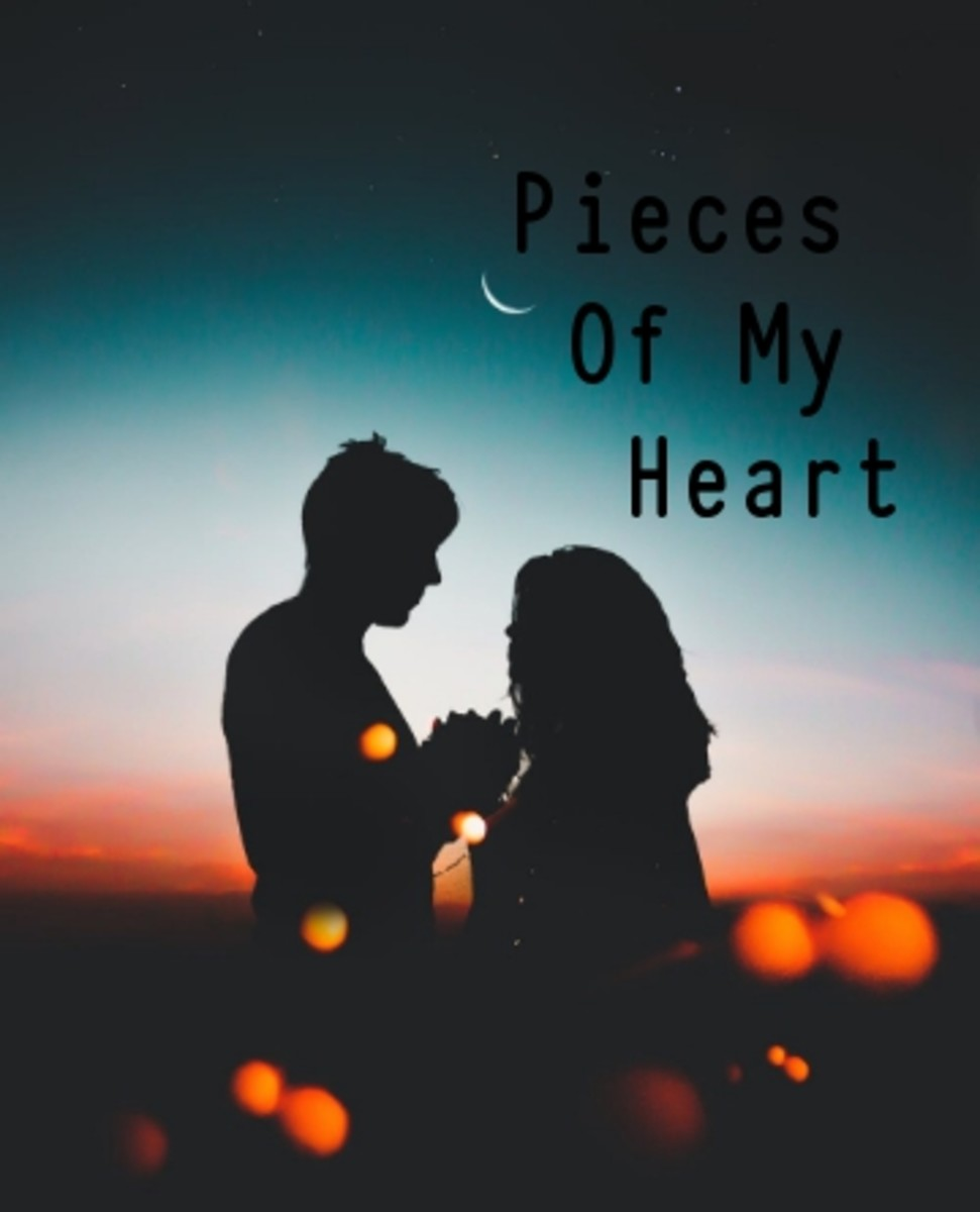 Poem:  Pieces of My Heart