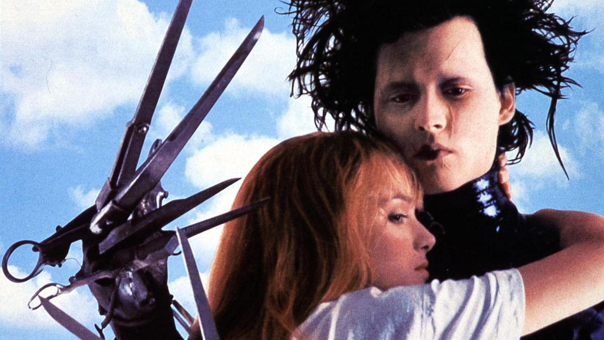 """""""Edward Scissorhands"""" (1990): Edward Was Too Pure for This World"""