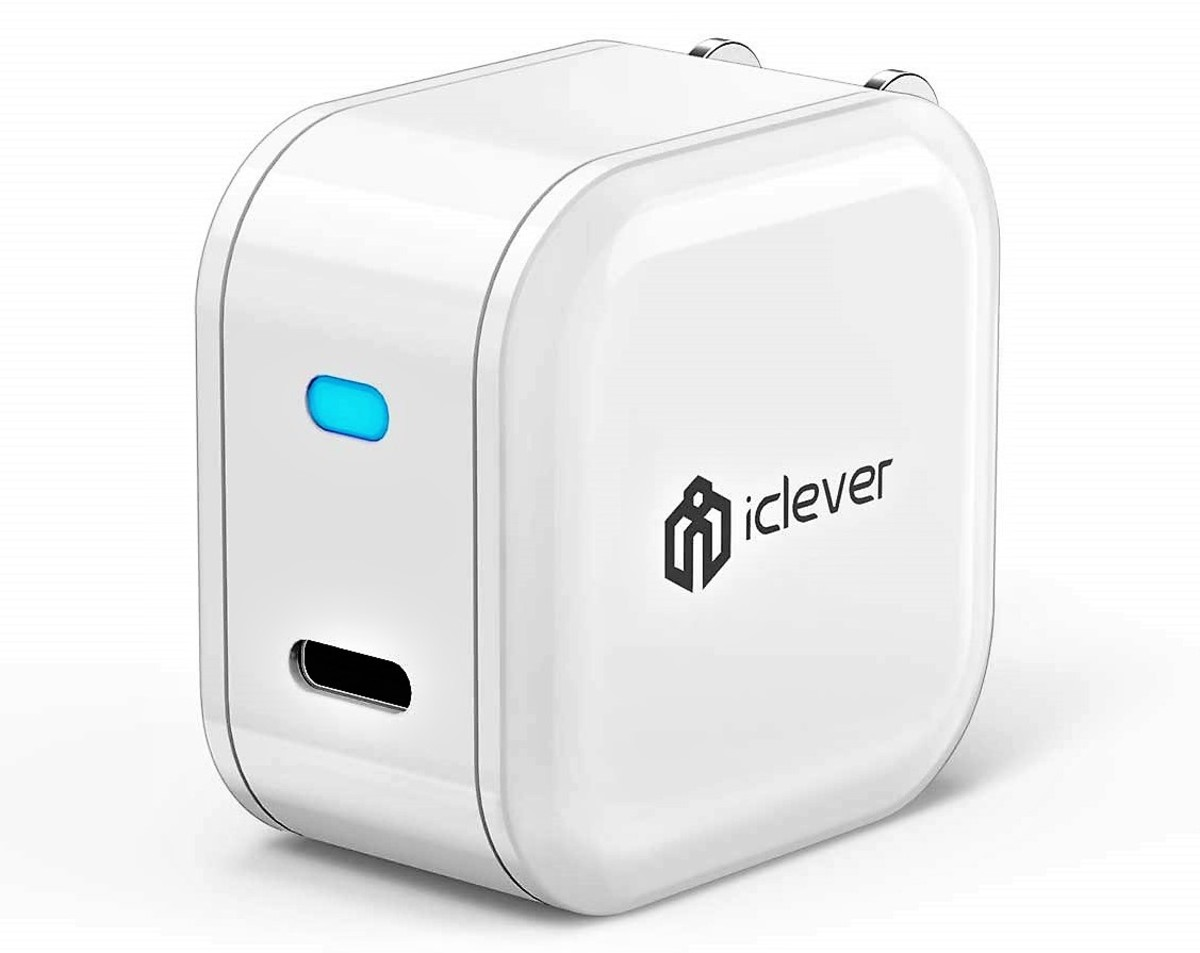Product Review: iClever USB-C Wall Charger (18W Power Delivery)