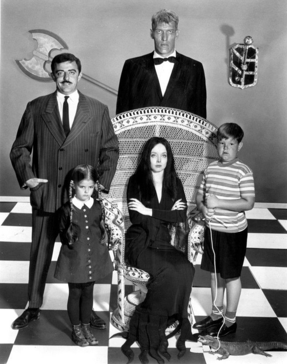 The Addams Family A to Z