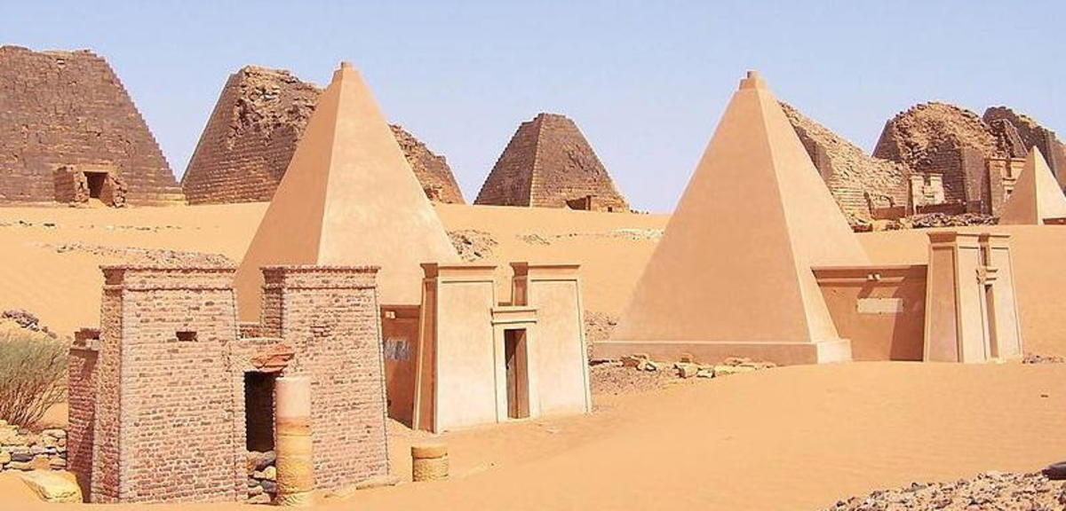 The Rise and Fall of Ancient Meroe