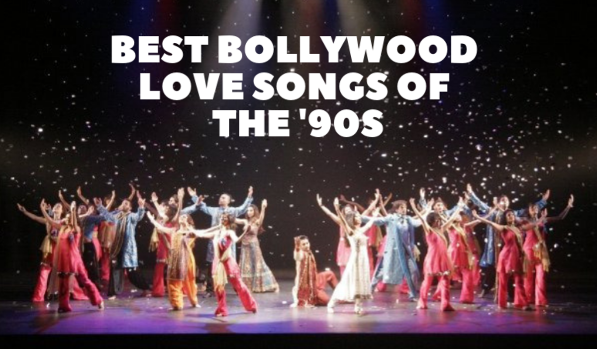 100 Best Bollywood Love Songs of the '90s