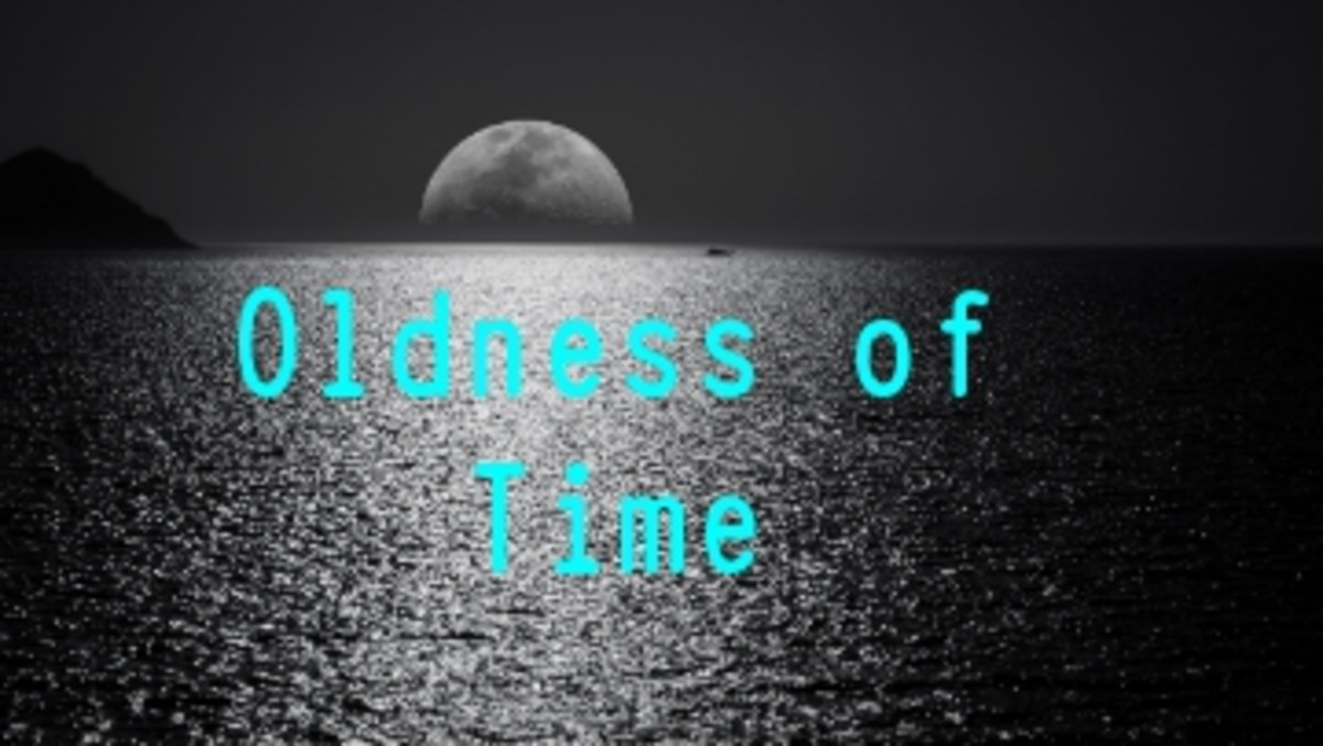 Poem:  Oldness Of Time