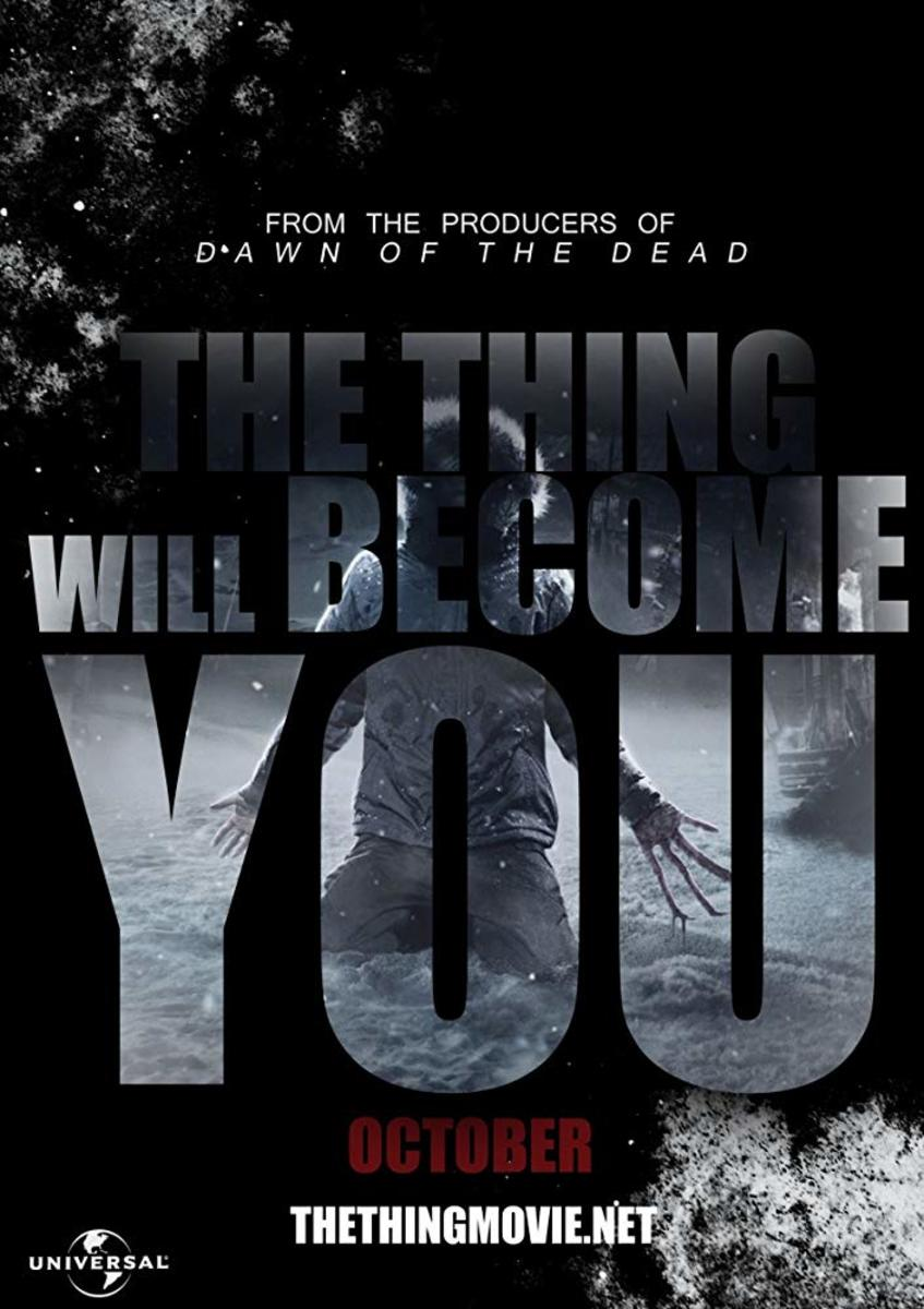 'The Thing' (2011) Angry Movie Review