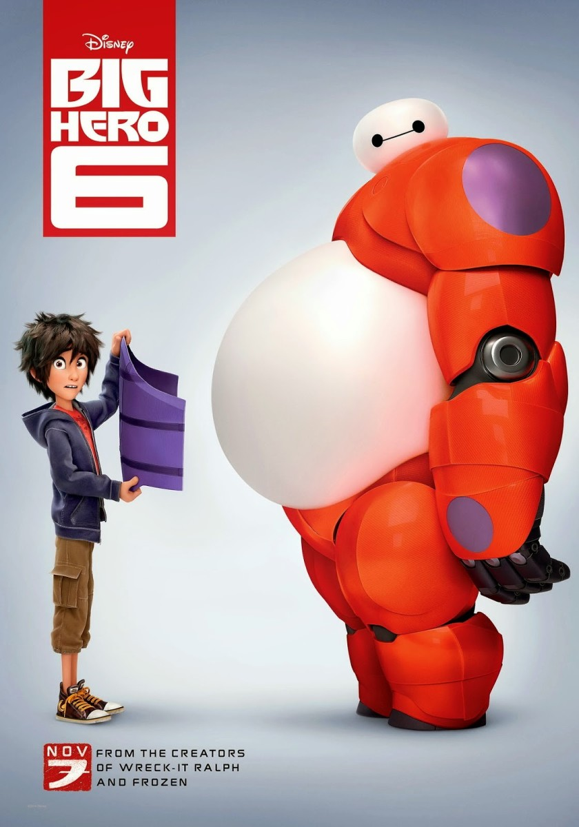 Should I Watch..? 'Big Hero 6'