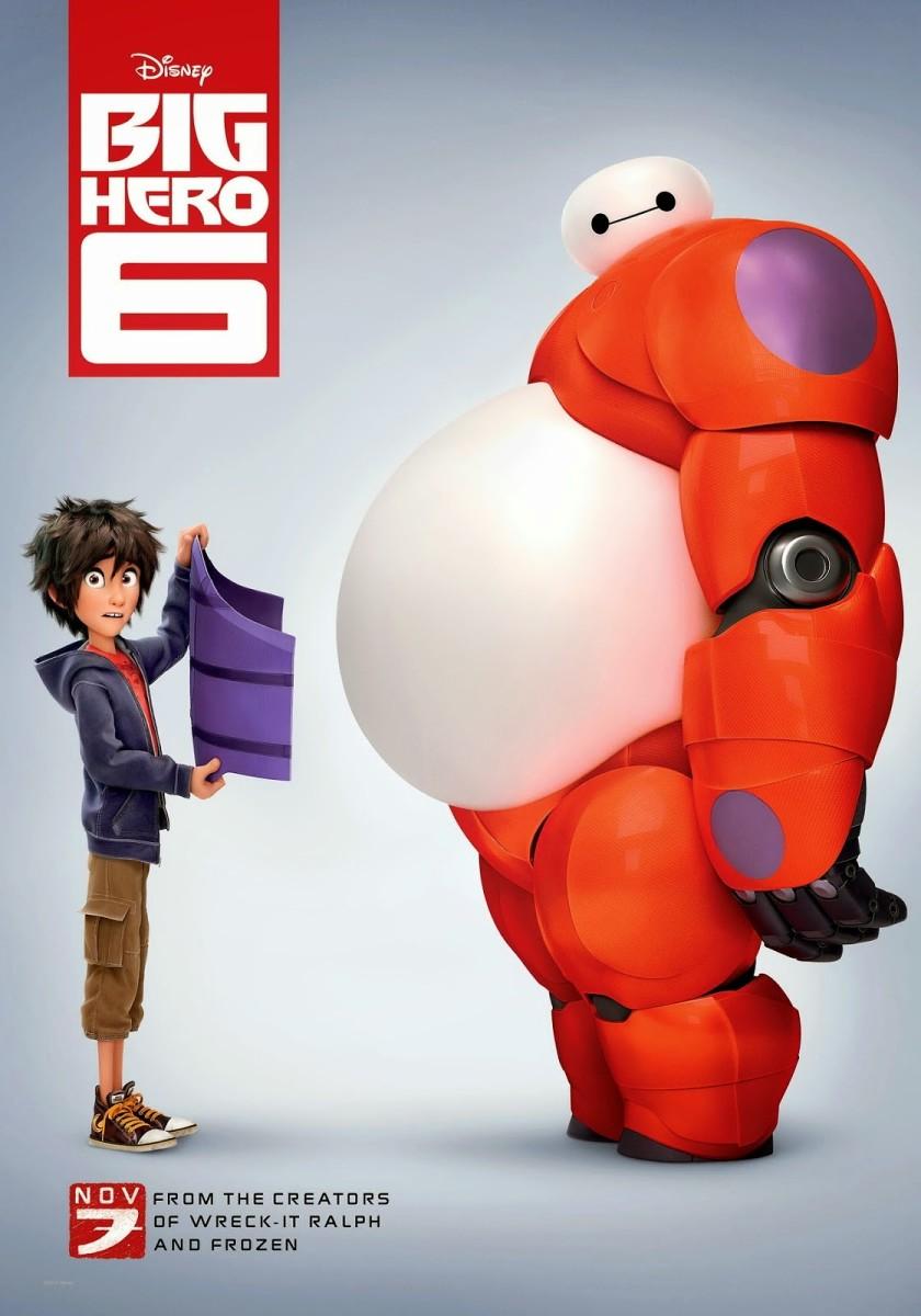 Should I Watch..? 'Big Hero 6'
