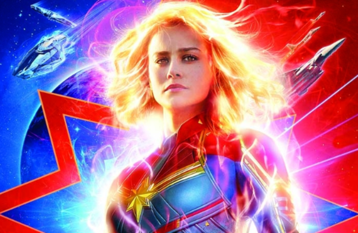 Eh, 'Captain Marvel' Was Okay