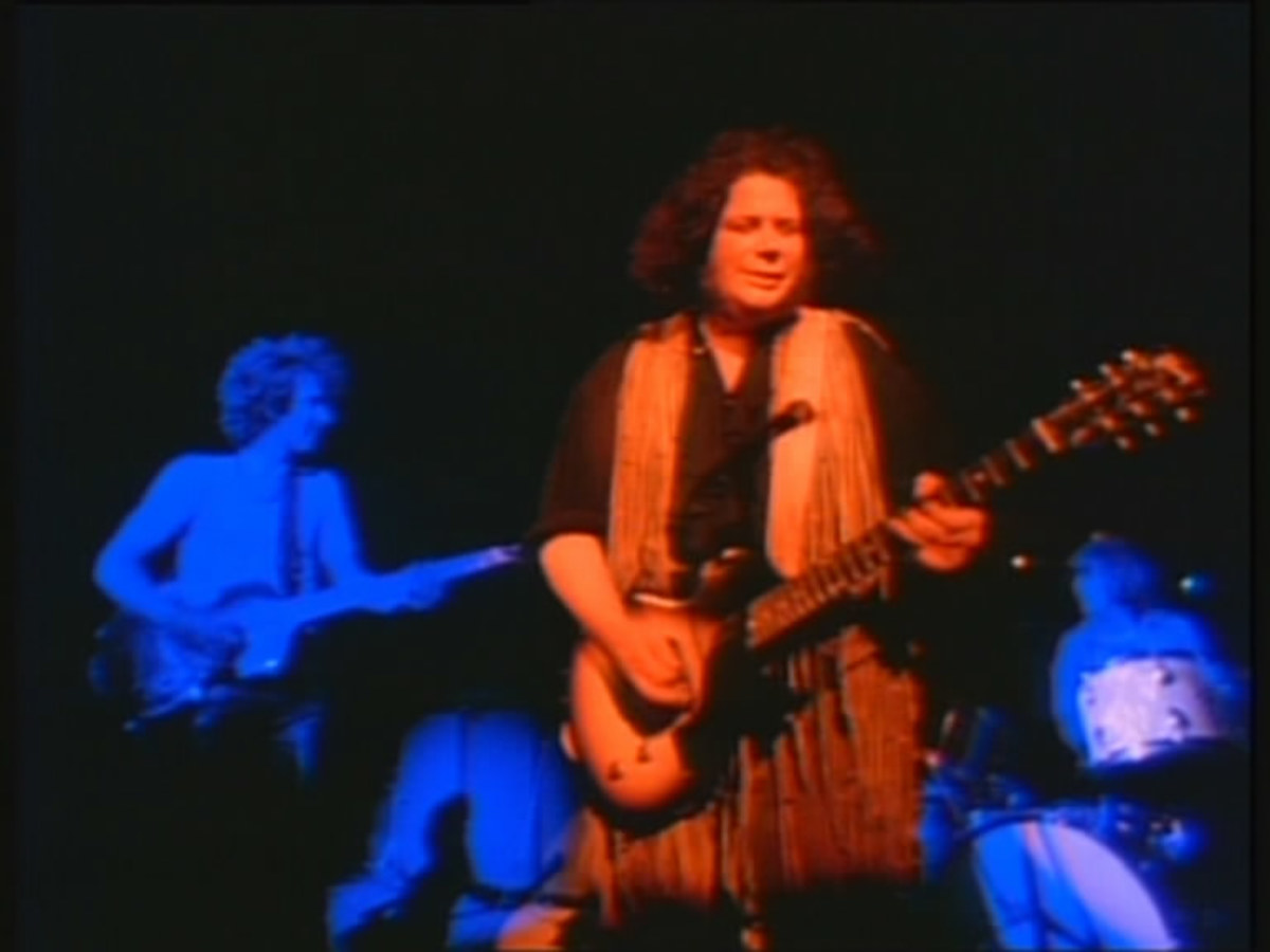 Woodstock Performers: Mountain