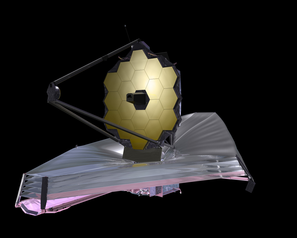 The James Webb Space Telescope, the Formal Successor to Hubble