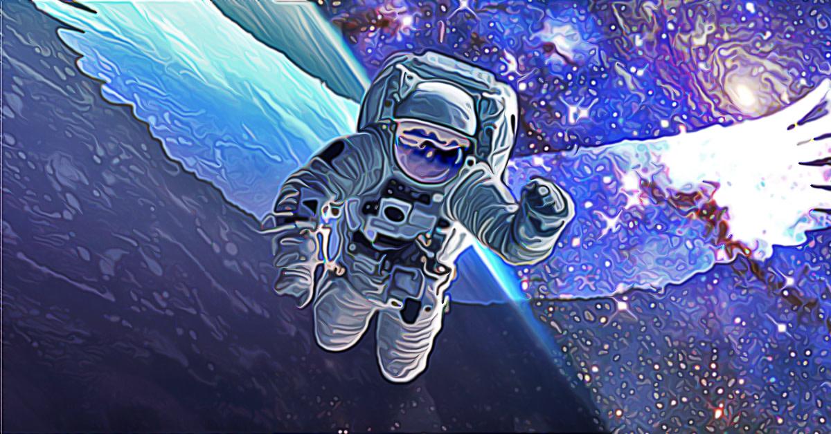 The World-Through The Eyes Of An Astronaut