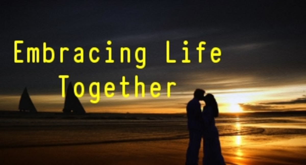 Poem:  Embracing Life Together