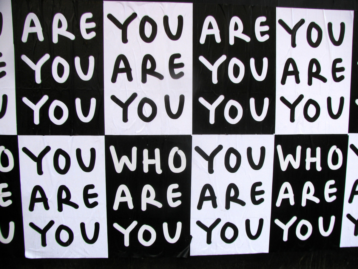 You, As You Are