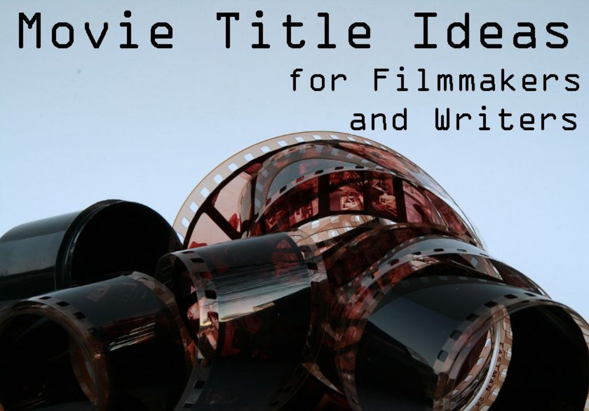 Movie Title Ideas for Filmmakers and Writers