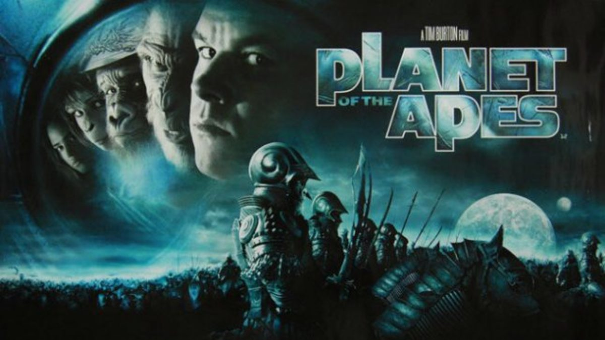 """2001's """"Planet of the Apes"""" Will Always Be My Favorite of the Franchise"""