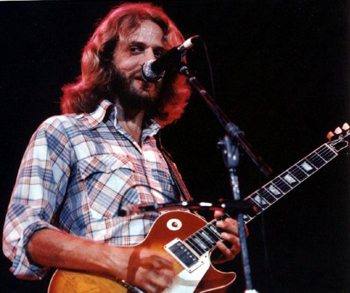 Don Felder and Gibson Guitars