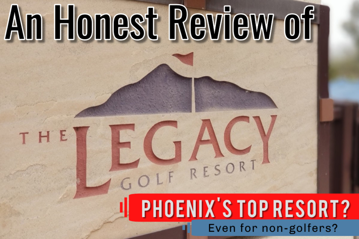 Legacy Golf Resort Phoenix Review: Worth It for Non-Golfers?