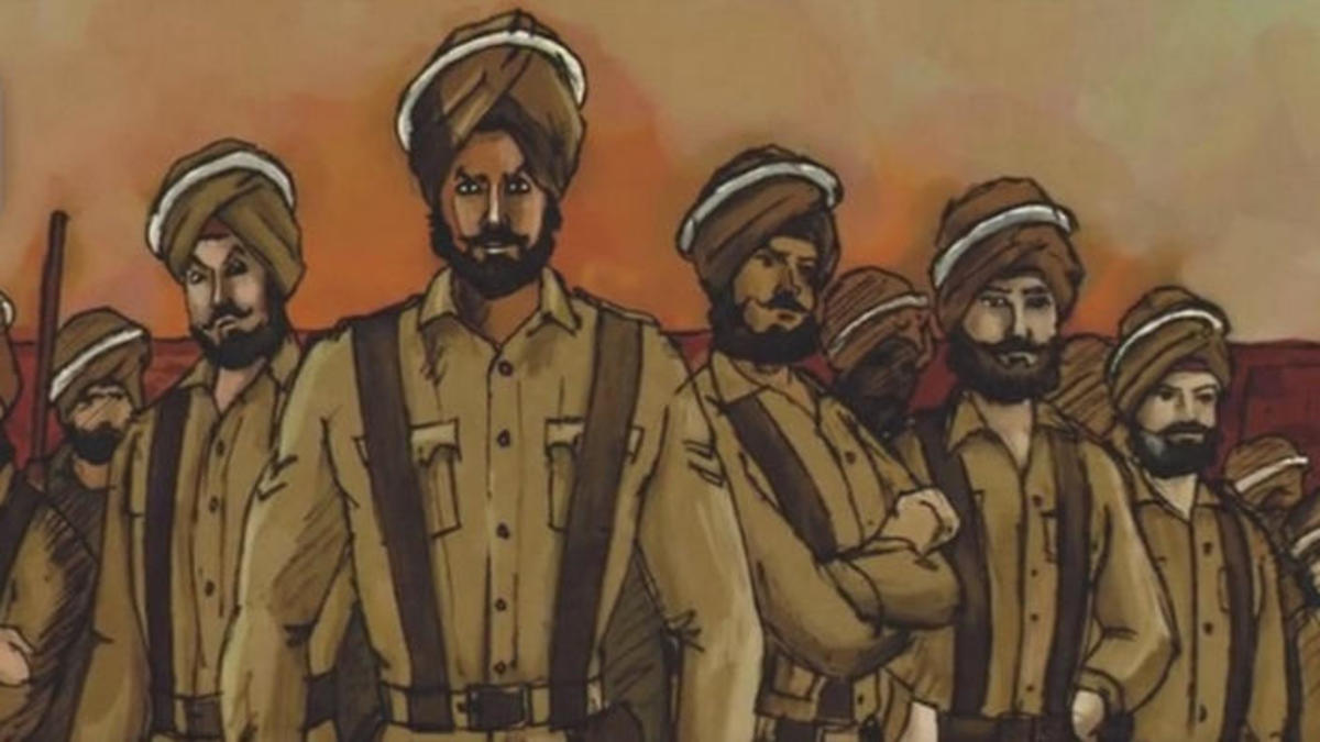The Battle of Saragarhi: 21 Sikh Soldiers Against 10,000 Men
