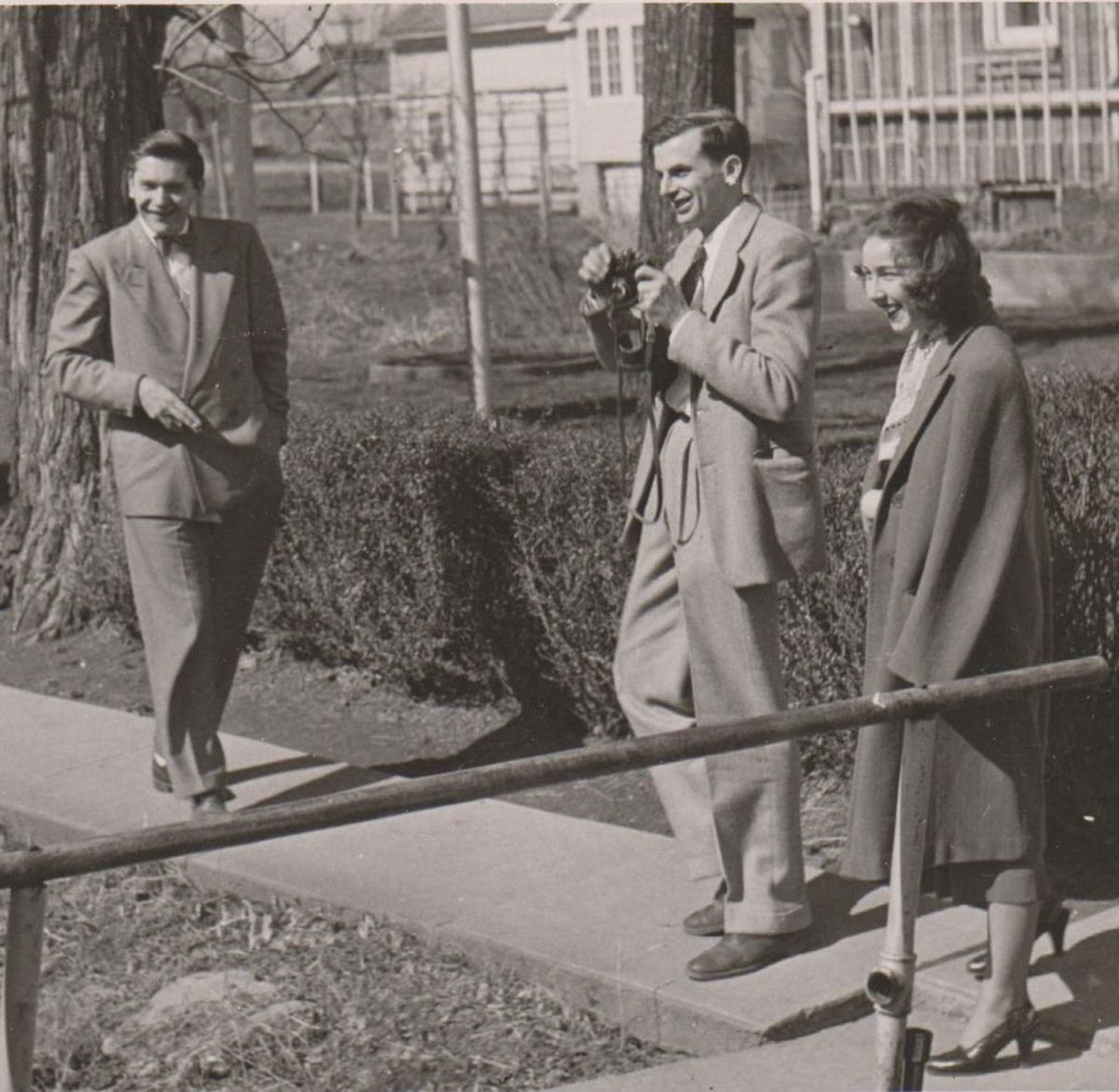 Flannery O'Connor (Right)