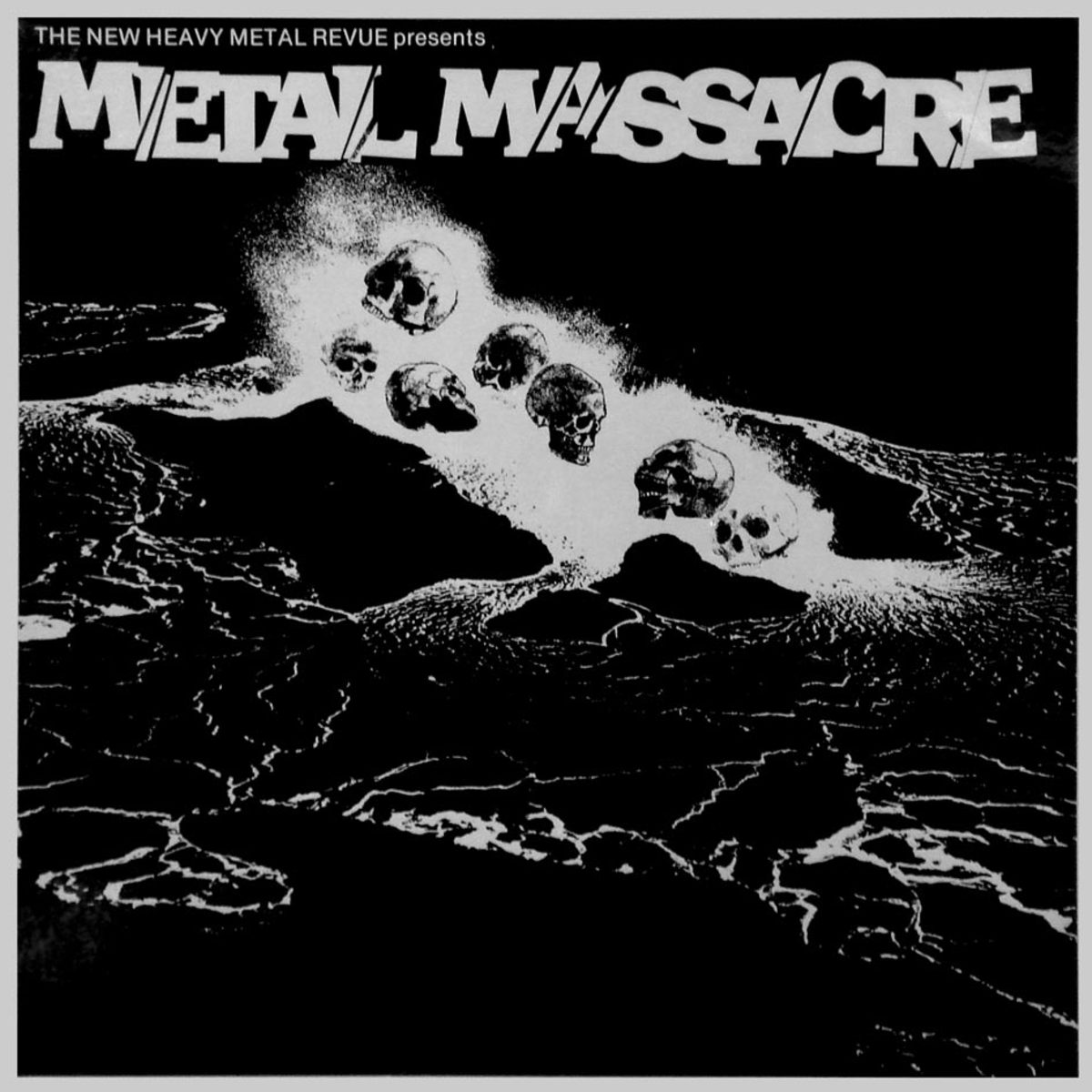 "Revisiting the First ""Metal Massacre"" Compilation Album"
