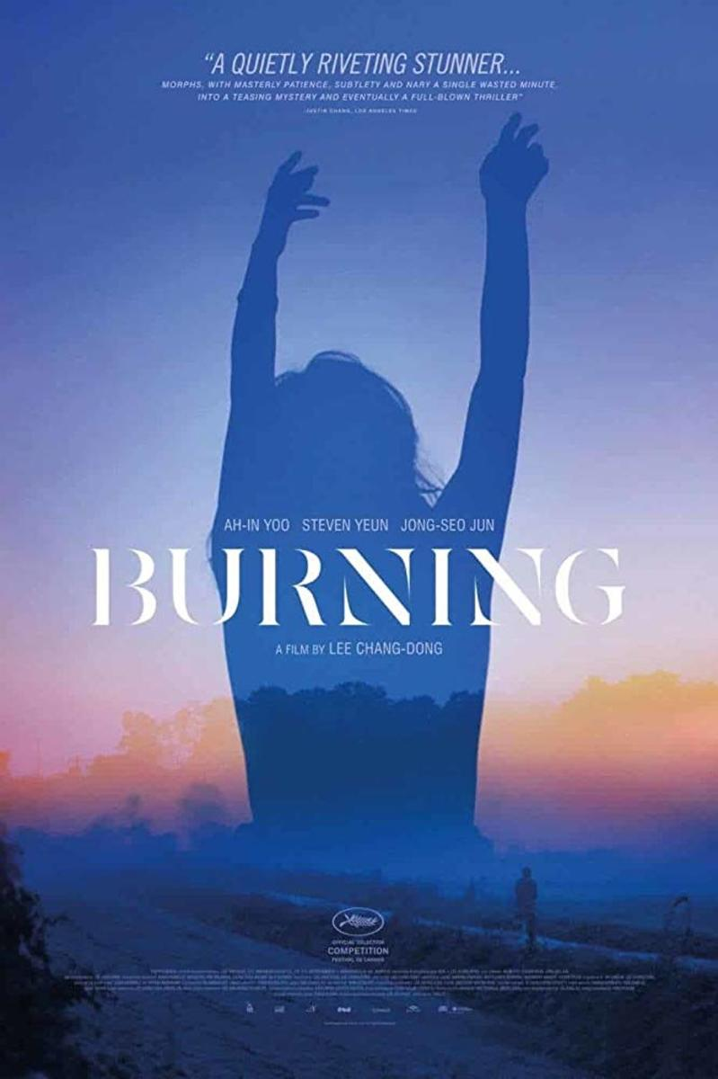 Burning 2018 directed by Chang-dong Lee