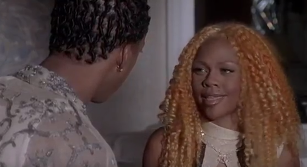 Remember when Lil Kim was black and beautiful?