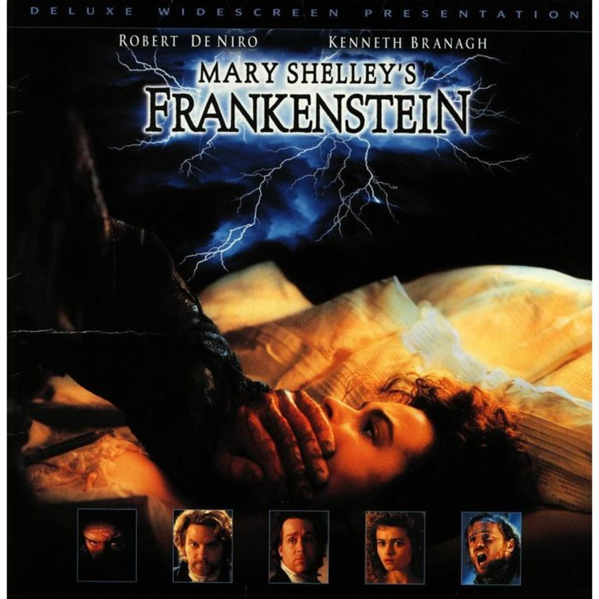 """Mary Shelley's Frankenstein"" (1994) Was My Secret Pleasure for Years"