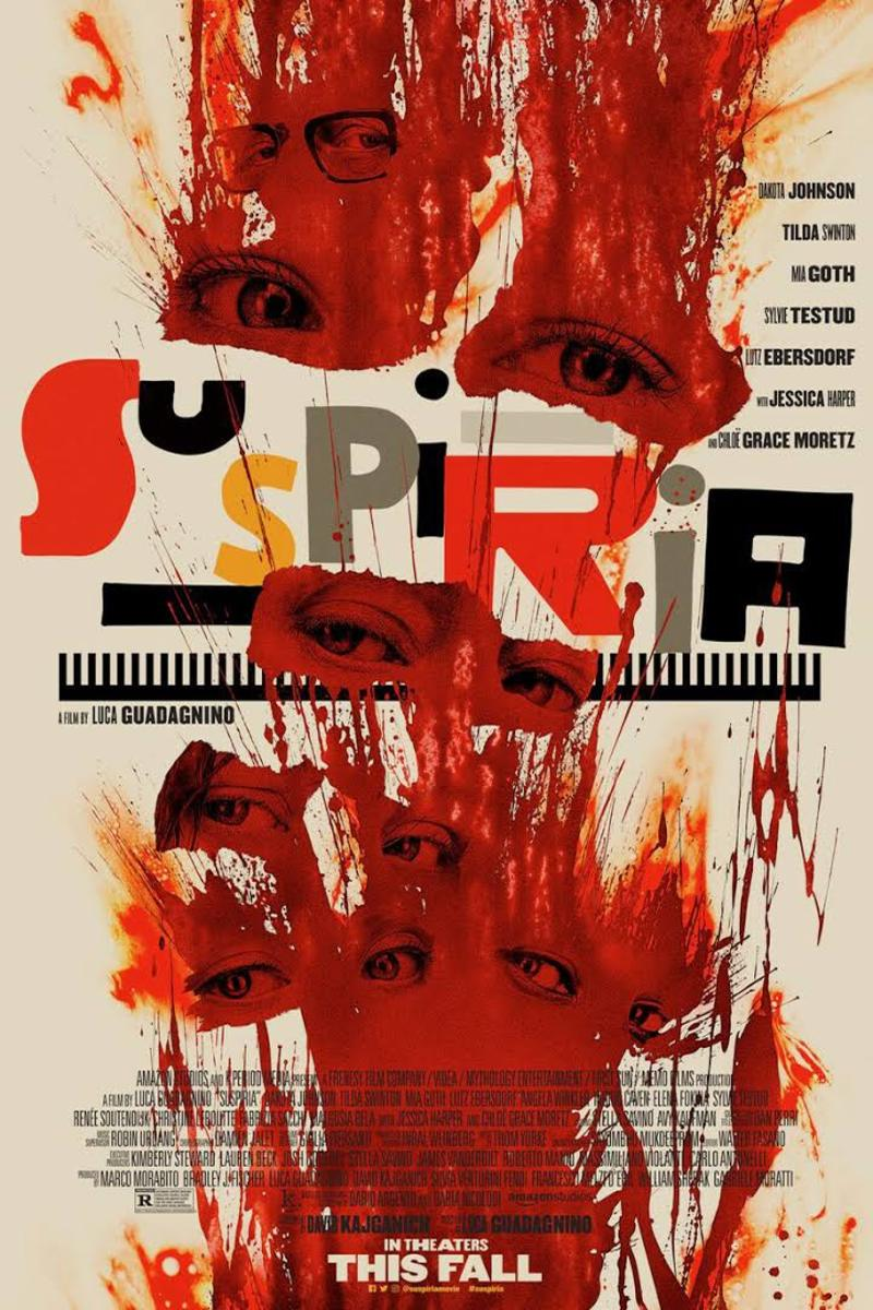 Top 10 Bewitching Movies Like 'Suspiria'