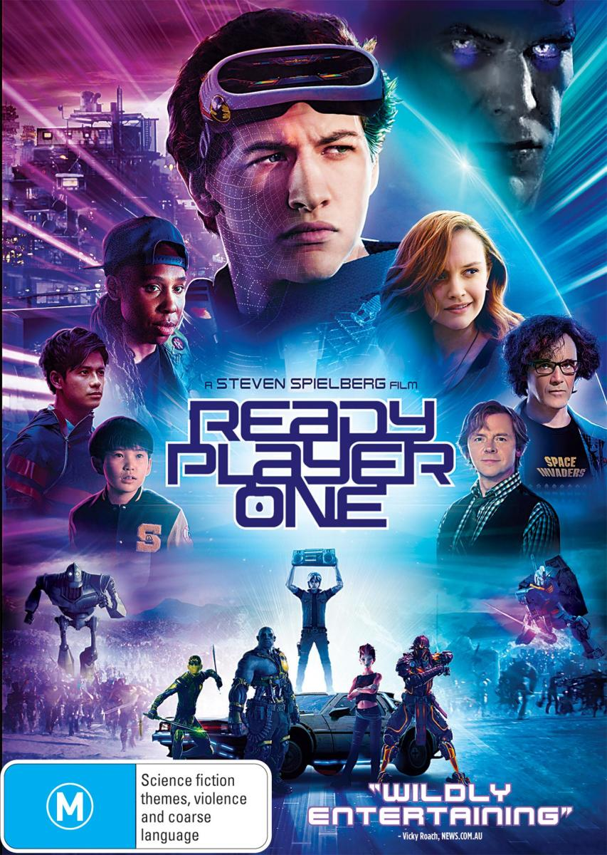 Top 10 Engrossing Movies Like 'Ready Player One'