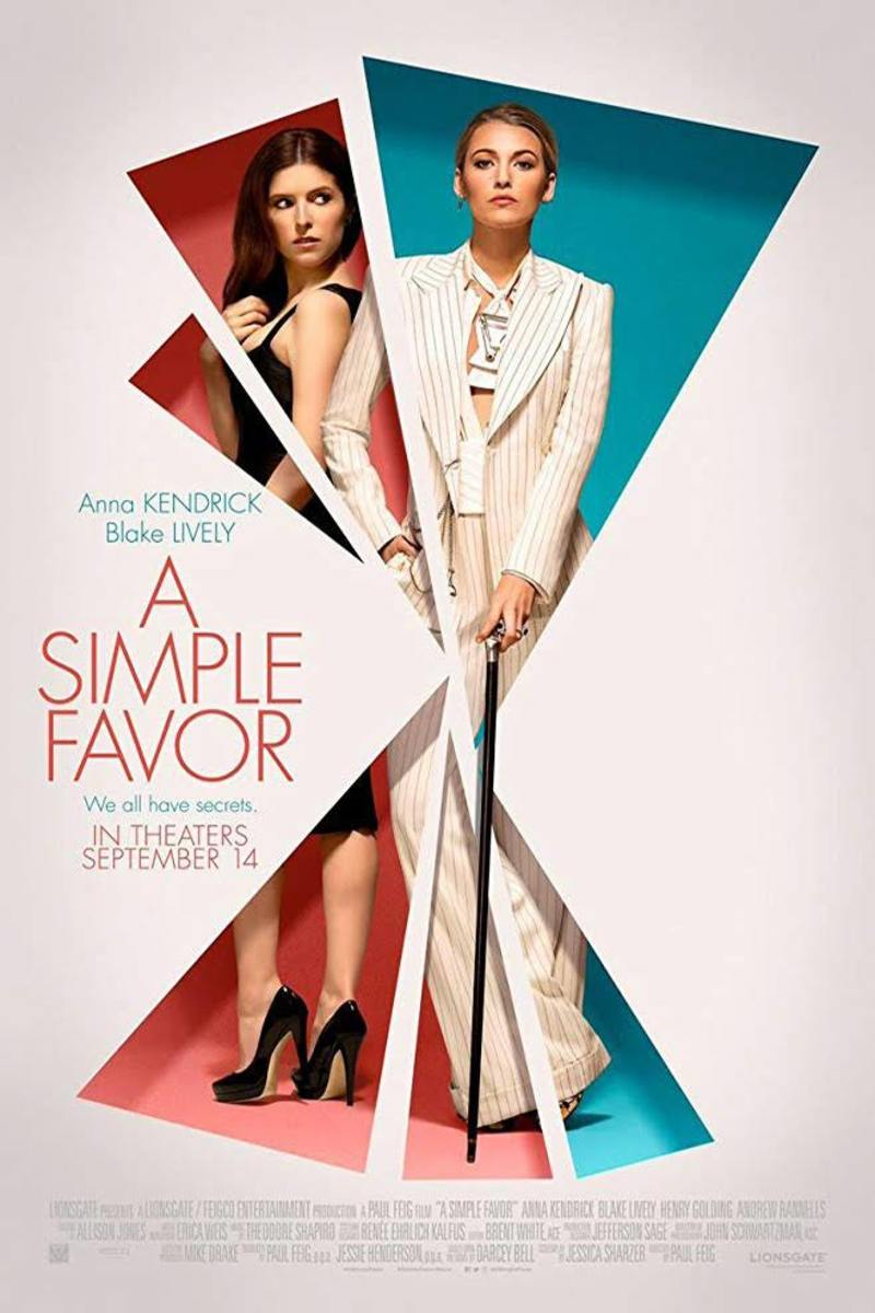 Top 10 Gritty Movies Like 'A Simple Favor'