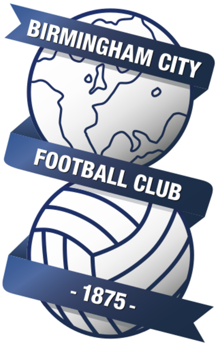 The Birmingham City FC Club badge.