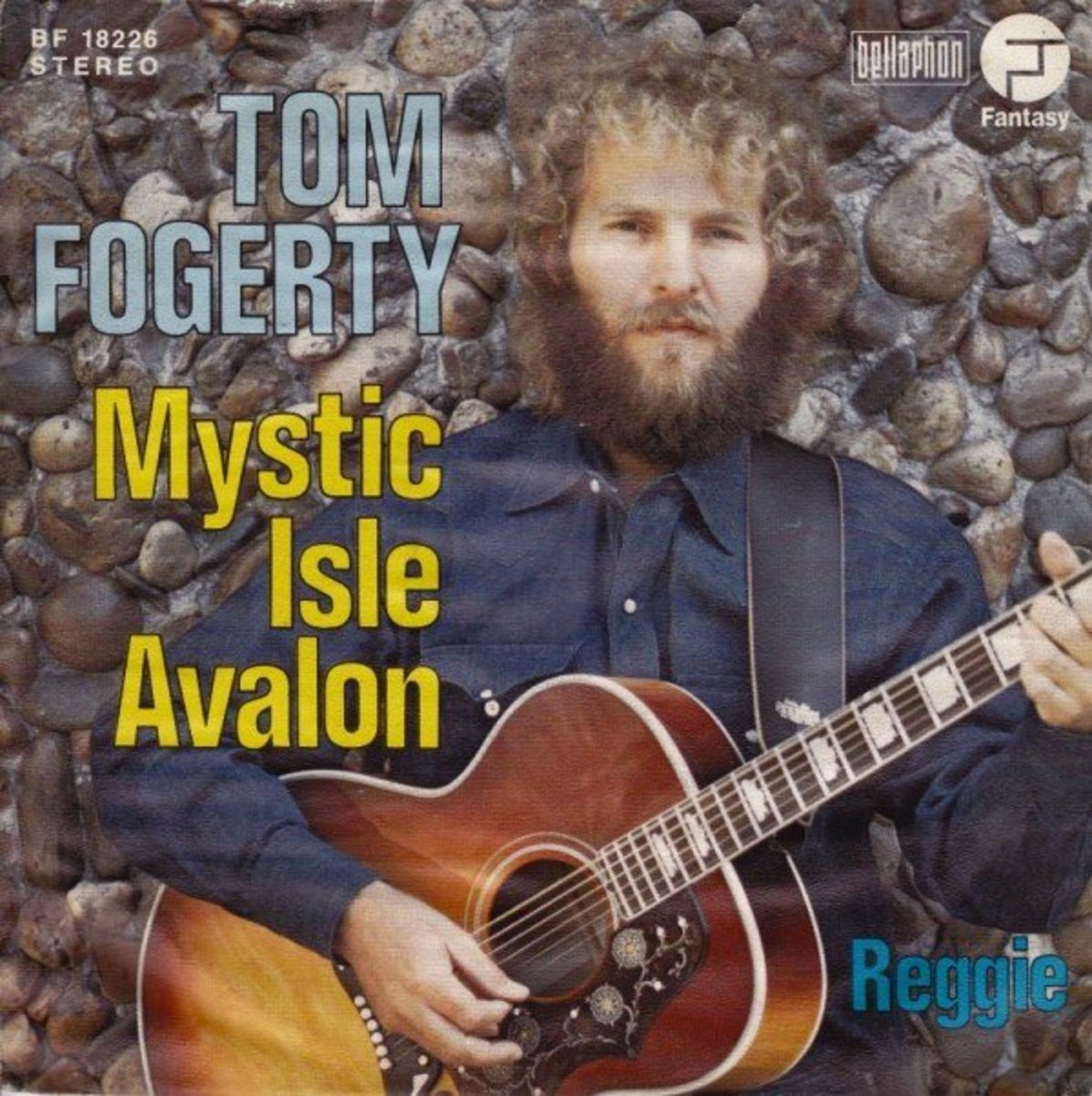 Post-Revival Part 2:  Tom Fogerty's Adventures in Music 1975-1988