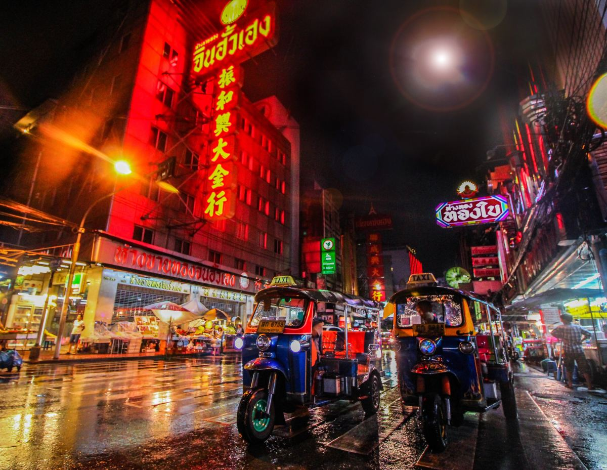 The 5 Coolest and Most Unusual Things to Do in Bangkok