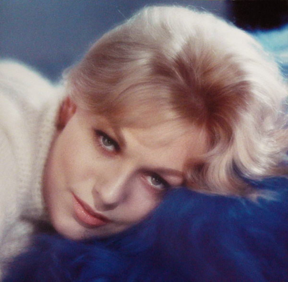 The sultry and  beautiful Kim Novak.
