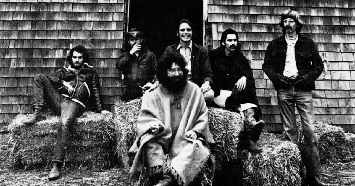 Woodstock Performers: Grateful Dead