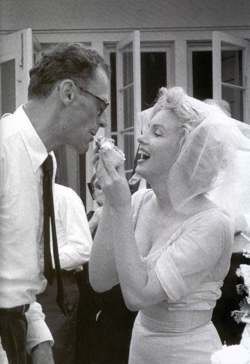 Iconic Old Hollywood Couples on Their Wedding Days