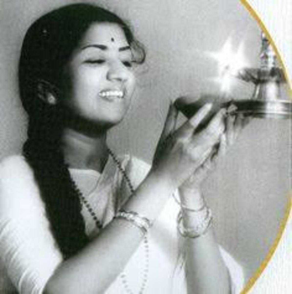 Melody Queen Lata Mangeshkar