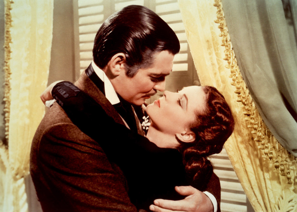 """Gone with the Wind"" (1939): Rhett Did Not Love Scarlett"