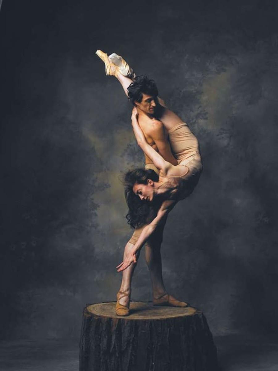 Metamorphosis Artistic Dancer