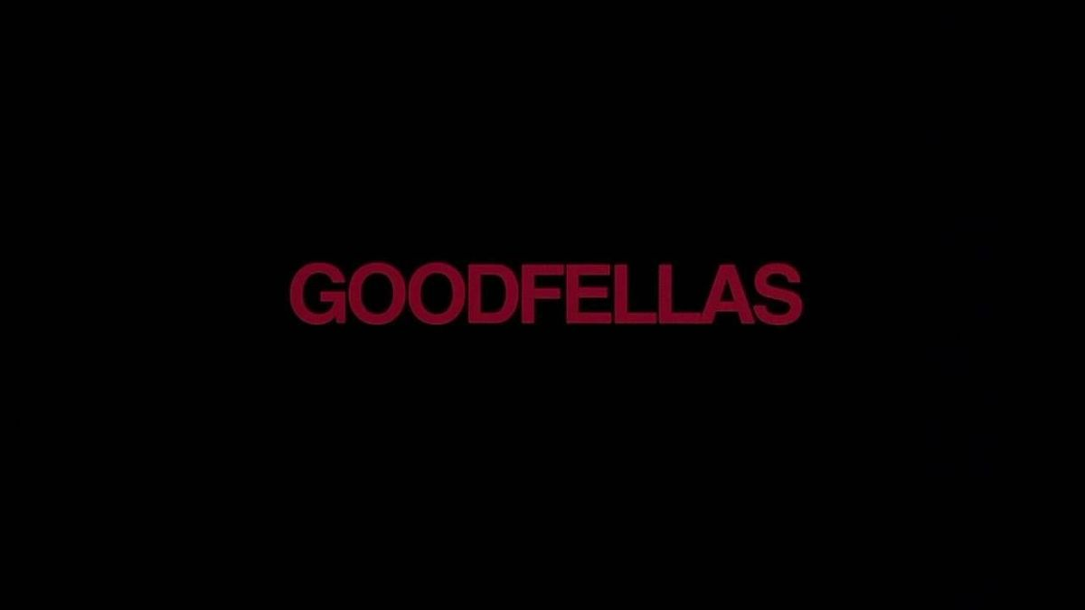 Oceanu Reviews Vol. 2 ~ 'GoodFellas' (1990)