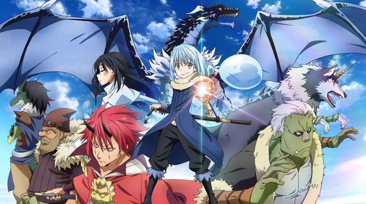 5 Anime Like 'Tensei Shitara Slime Datta Ken' ('That Time I Got Reincarnated as a Slime')