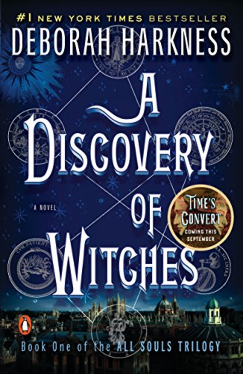 A Discovery of Witches by Deborah Harkness Review